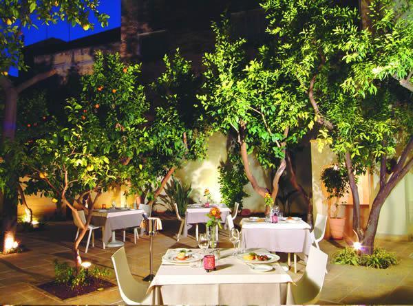 Il giardino ristorante lecce for Il giardino milano ristorante