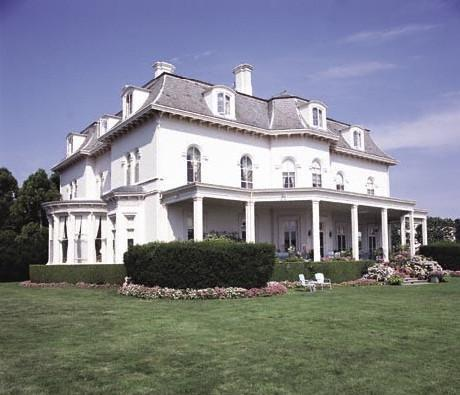 The Vanderbilt Grace In Newport Rhode Island