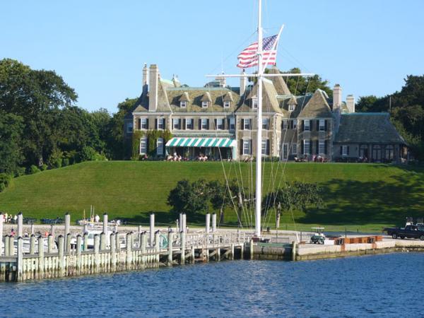 Harborcourt 1903 05 New York Yacht Club Newport