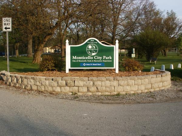 Monticello City Park Monticello Indiana