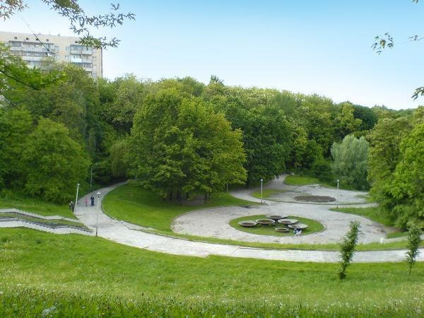 Солом'янський парк, фото - Wikipedia