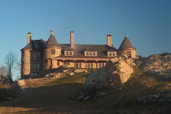 Wrentham House Indian Spring Newport Rhode Island