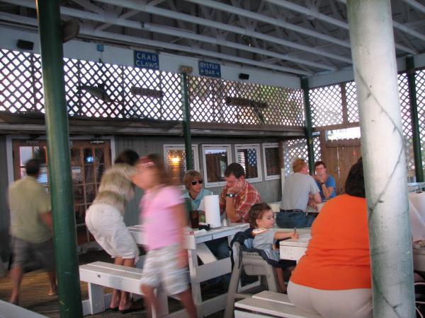 Gilligan S Seafood Restaurant