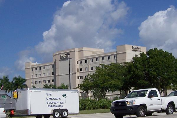 Columbia Hospital West Palm Beach
