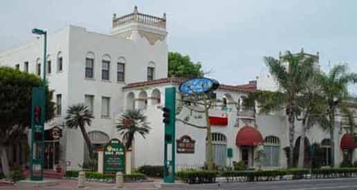 Villa Del Sol Formerly The California Hotel Fullerton