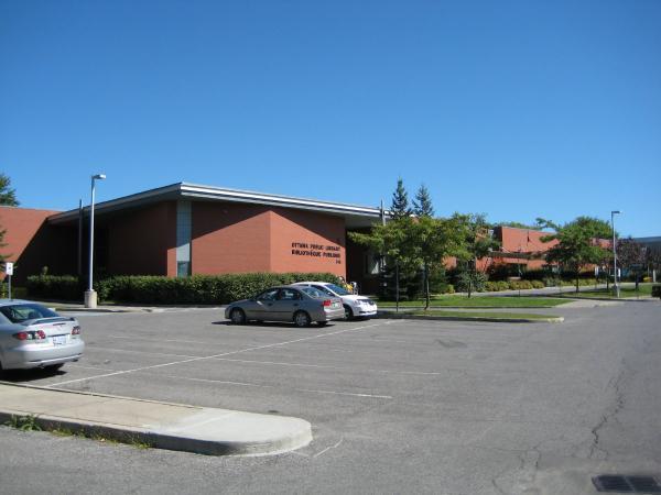 st laurent recreation complex and pool city of ottawa ontario