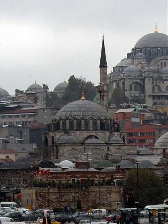Rüstempaşa meskita - Istanbul