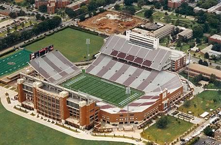 Gaylord Family - Oklahoma Memorial Stadium at Owen Field ...