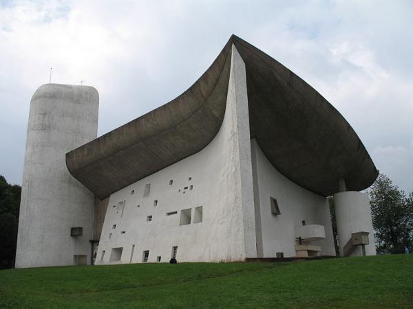 ロンシャンの礼拝堂の画像 p1_4