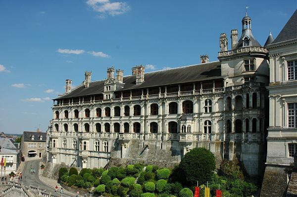 château de blois photos