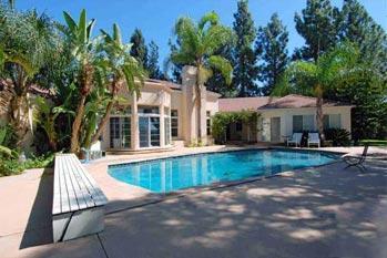 Marilyn House marilyn manson's house - los angeles, california