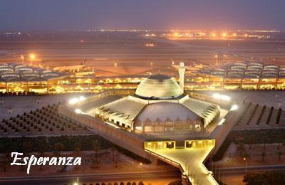 Resultado de imagen para Aeropuerto Internacional Rey Khalid