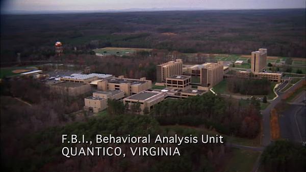 Fbi academy virginia