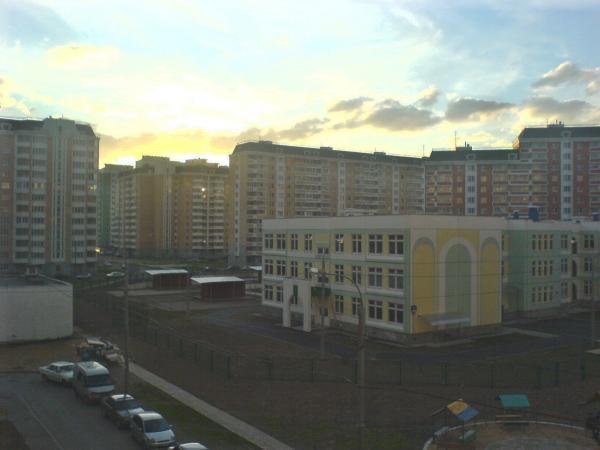 3-й микрорайон Кожухово (район