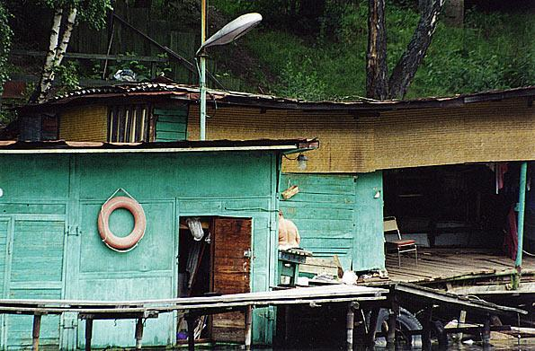лодочная станция в мытищинском районе