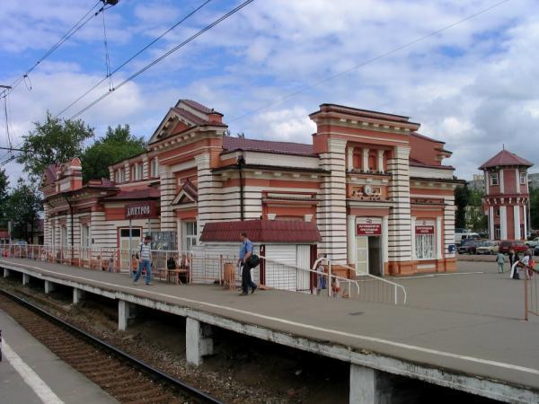 Фотографии железнодорожная станция