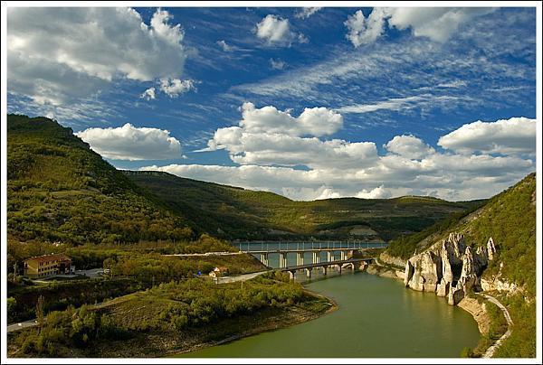 Tsonevo Dam