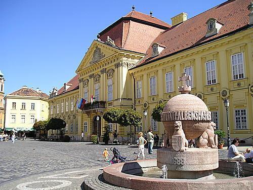 Stuhlweissenburg