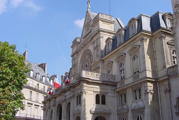 Mairie du 1er arrondissement de paris paris for Hotel 11 arrondissement paris