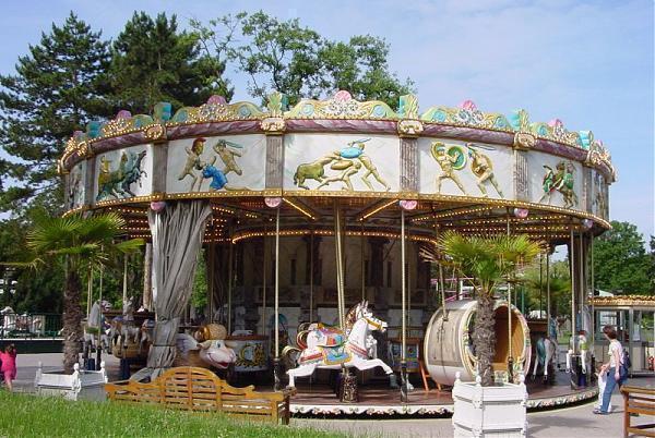 Le jardin d 39 acclimatation paris - Jardin d acclimatation a paris ...
