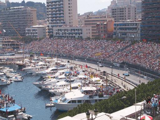 Monaco grand prix circuit | race track, formula one