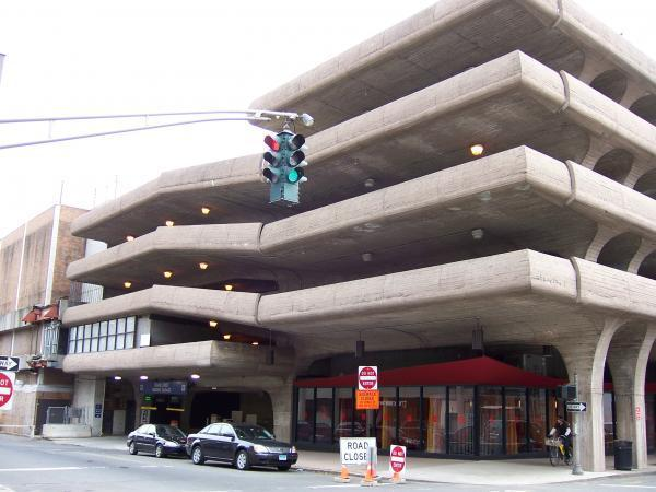 Midway Airport Parking >> Temple Street Garage - New Haven, Connecticut