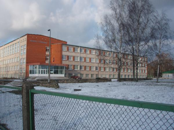 3 средняя школа города кедайняй литва: