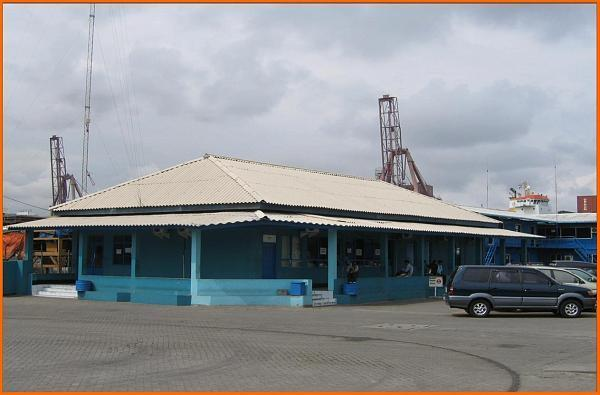 main office. T-300 Container Terminal ( Main Office )