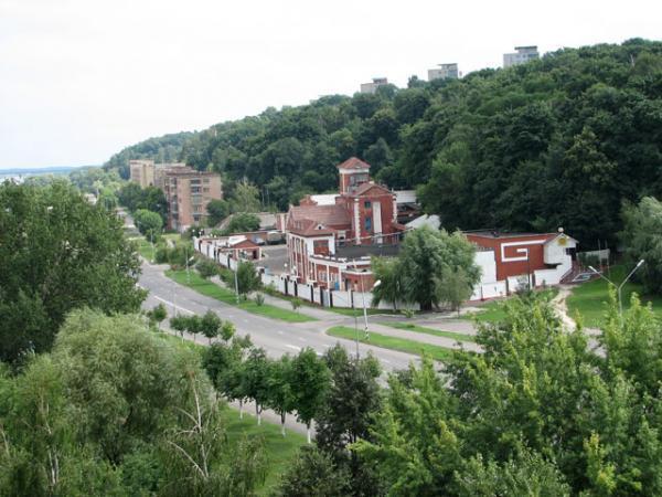 Фото города мозыря