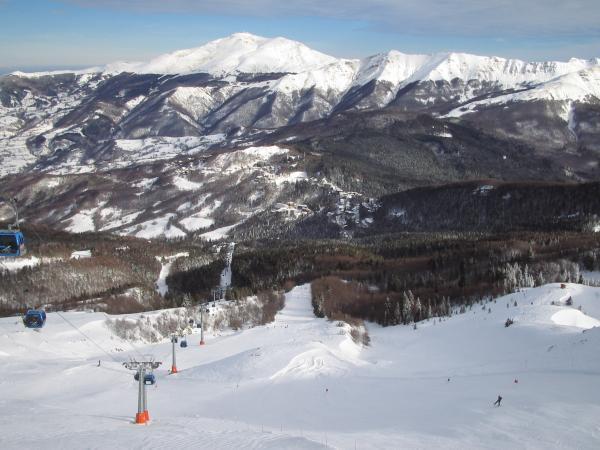 Abetone Ski Resort Ski Resort Area