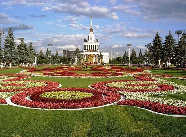 Exposición de los logros nacional de la URSS (actual centro Pan Ruso) 03_big