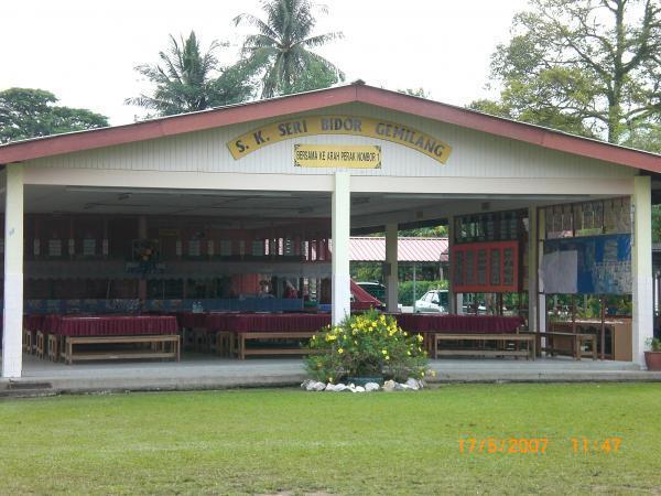 Bidor Malaysia  city photo : Sekolah Rendah Kebangsaan Seri Bidor Bidor
