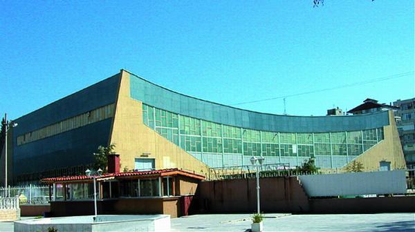 Atatürk Spor Salonu , izmir