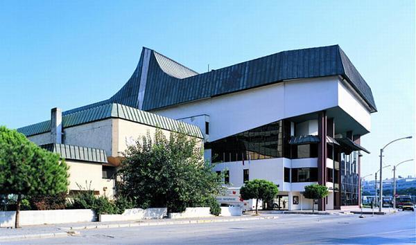 Ege Üniversitesi Atatürk Kültür Merkezi , izmir