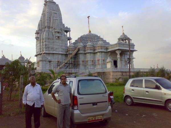 Manas Mandir Bhuvanbhanu Jain Temple | Jain temple