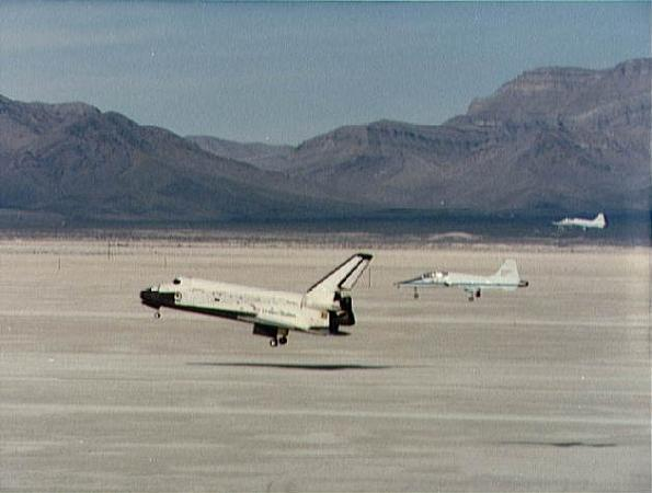 space shuttle landing white sands new mexico - photo #5