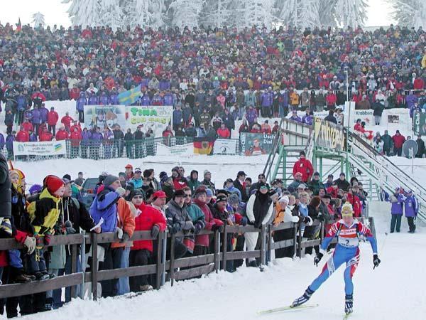 Oberhof Ski Oberhof(dkb-ski-arena