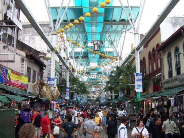 Jalan Petaling Petaling Street 茨厂街 Kuala Lumpur
