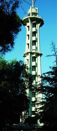 Paraşüt kulesi , izmir
