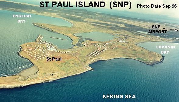 St. Paul Island - Introduction |Saint Paul Alaska