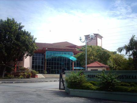 Perbadanan Perpustakaan Awam Pulau Pinang Penang State Library