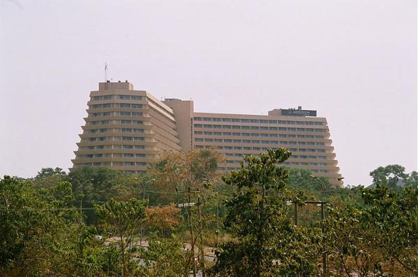 Nicon Luxury Hotel Abuja