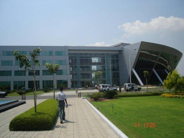 Infosys Mahindra City Chennai