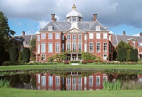 Huis ten bosch royal palace for Huis ten bosch hague