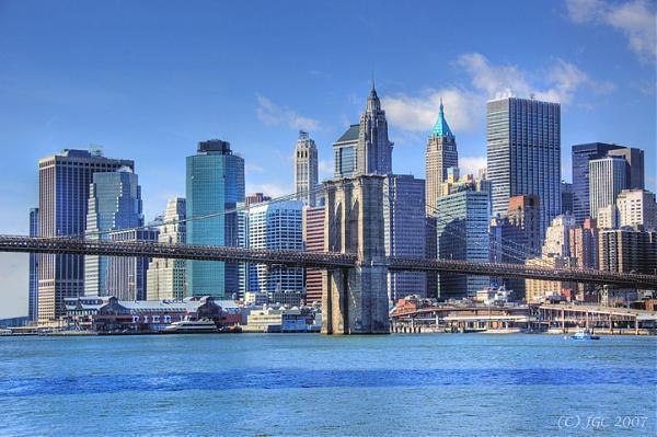 Distrito financiero manhattan ciudad de nueva york - Apartamentos en nueva york centro ...