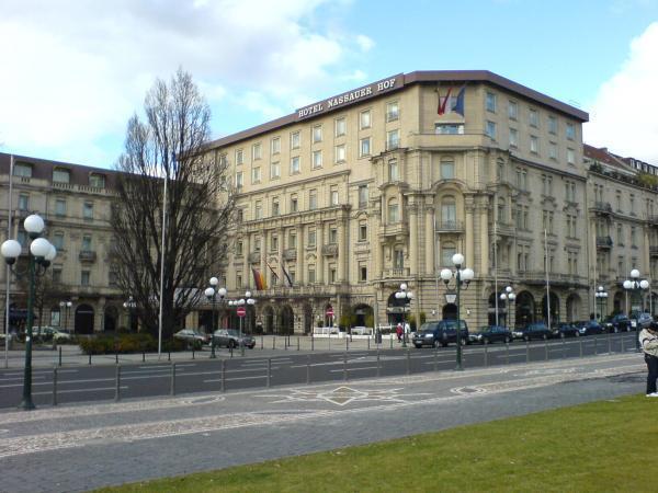 Hotel Nassauer Hof In Limburg