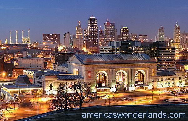 Train Station Kansas City Missouri Kansas City Union Station