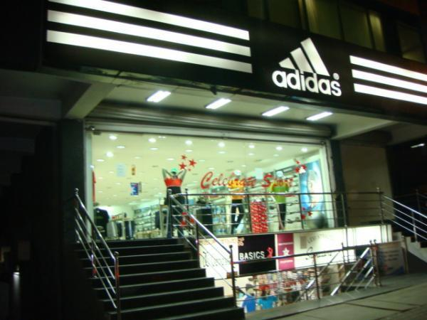 adidas showroom near btm layout bangalore