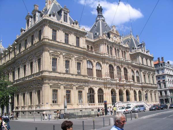 Palais de la bourse chambre du commerce et de l - Chambre de commerce et d industrie lyon ...