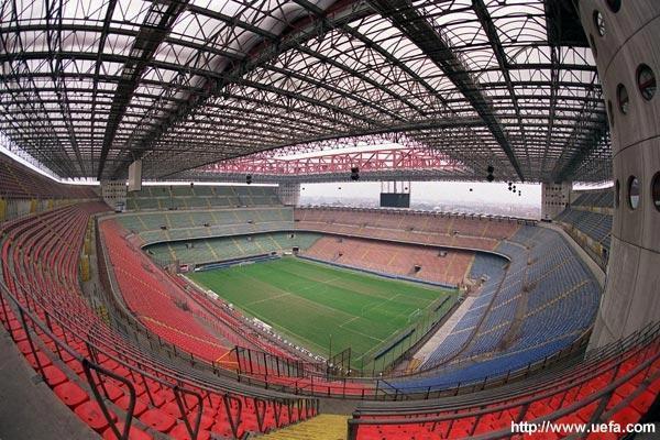 terzo anello stadio san siro milan - photo#30